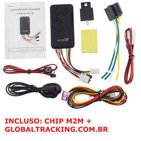 Rastreador Tracker Gt06 Accurate Gprs Veicular