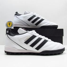 Chuteira Adidas Mundial Team Couro - Chuteiras no Mercado Livre Brasil 55233791d7a5e