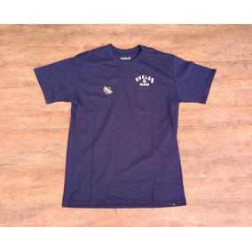 Camiseta Hurley Aloha Fish - Surfe Especial Com Bolso 937d74f45ee