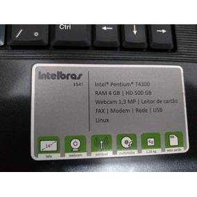 Notebook Intelbras I541 - T4300