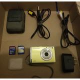 Camara Digital Samsung L201 10.2 Megapixeles