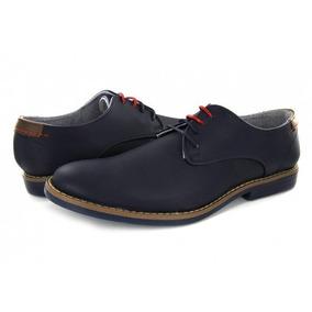 ec643fd4a51 Zapatos Brantano 8021 Wrangler Azul 25.0 - 30.0 Caballeros