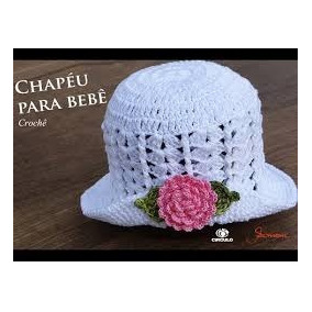 Grafico Do Chapeu Em Croche - Brinquedos e Hobbies no Mercado Livre ... aa7a6c7b684