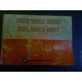 Libro Manual Instruciones Motor Isuzu 6bb1 6bd1 6bd1t