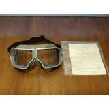 7fae057a3 Óculos Militar Antigo Piloto Aviador Motociclista - Russo