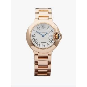 Cartier Ballon Bleu 18k Rose Gold Women