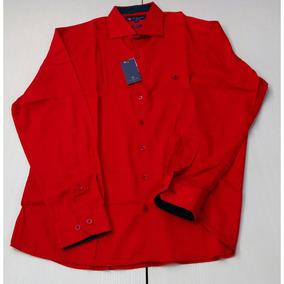 Camisa Ml Masculino Dudalina Original