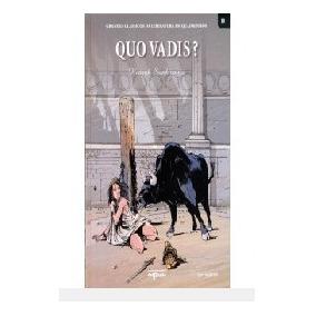 Quo Vadis? Quadrinhos Henryk Sienkiewicz