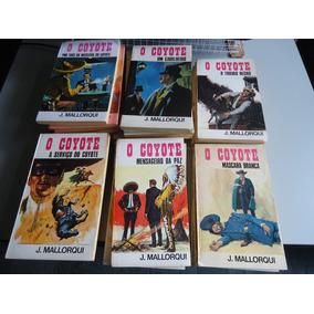 O Coyote Editora Bruguera - Cedibra Valor Unitario P/ Livro