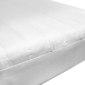 Protector Cubre Colchon Impermeable Individual %oferton%
