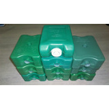 Gelo Artificial Reutilizável Rígido 500ml Kit C/ 10 Unid