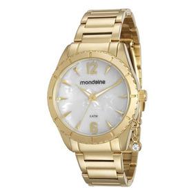 a8fba0c5944 Relogio Da Mondaine Madreperola E Dourado - Relógios De Pulso no ...