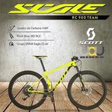 Bicicleta Scott Scale Rc 900 Team 2019 Aro 29 Tam