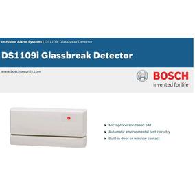 Sensor Quebra De Vidro Bosch Ds1109i C/ Magnetico Embutido