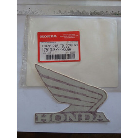 Adesivo Tanque Twister Vermelha Original Honda