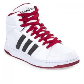online store 2eef8 2221b Botitas adidas Hoops Vs Mid De Hombre