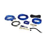 Rockville Rwk81 Calibre 8 Amp Kit Completo De Instalación De