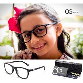 f052b99227117 Armação Oculos Grife Og 144 C P  Grau Masculino Original - Óculos no ...