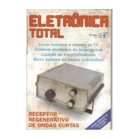 Revista Eletrônica Total 24 - Antiga - Frete Grátis