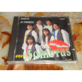 Grupo Sombras - Boquita De Caramelo - Cd Arg.