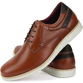 Sapato Em Couro Casual Masculino Promoção Esporte Fino ba05a77a401f0
