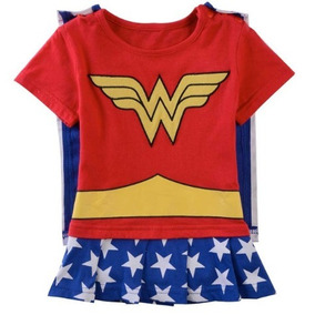 Body Disfraz Héroes: Mujer Maravilla (baby Cosplayer)