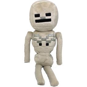 bonecos esqueletos minecraft brinquedos e hobbies no mercado livre