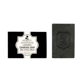 Jabón Con Carbón Activado Negro - Mel Bros