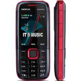 Nokia 5130 Xpressmusic Rojo Con Negro Libre Nuevo Original