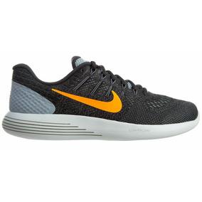 best sneakers c0658 61c70 Zapatilla Nike Mens Lunarglide 8 Running Wolf Lunarlon