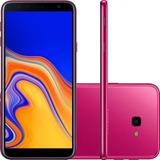 Celular Samsung Galaxy J4 Plus 32gb Dual Tela 6 13mp +brinde