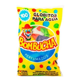 Bombucha Globos De Agua X2400 U