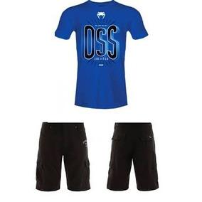 Bermuda Venum Snakeman Camisetas Masculino - Camisetas e Blusas no ... 8f0d97d03064e