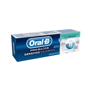 Creme Dental Oral-b Pro-saude Gengivas Saudaveis 90g
