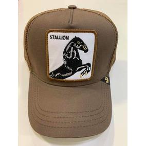 Gorra Goorin Bros Original Stallion Cafe Semental