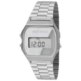 8k Unisex Feminino Relogio Mormaii Bt003 - Relógios De Pulso no ... 9bbc716f25