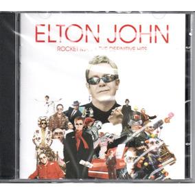 Cd Elton John - Rocket The Definitive Hits