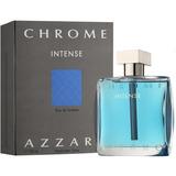 Perfume Importado Hombre Azzaro Chrome Intense 100 Ml Edt