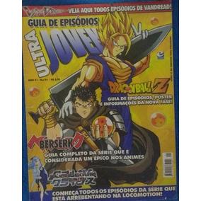 Revista Ultra Jovem Guia De Episódios Edição Ano 01 N° 01