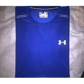 Remera Under Armour Heat Gear Original Hombre Importada