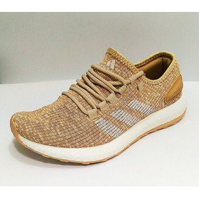 Tenis adidas Tenis Pure Boost Clima Cafe Nude