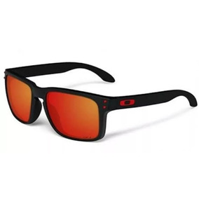 2c313a71d67af Oculos Oakley Holbrook Lente Vermelha De Sol - Óculos no Mercado ...