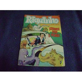 Gibi Riquinho Nº 170 - Editora Rge - Julho 1981