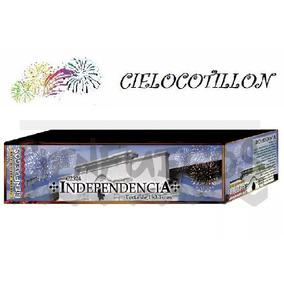 Torta Independencia - Cienfuegos - Fuegos Artificiales
