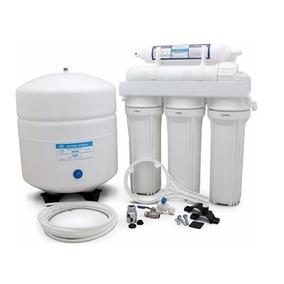Purificador Filtro De Agua Con Ósmosis Inversa De 5 Etapas
