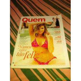 *jl Revista Quem Acontece Ed.850 Deborah Secco*