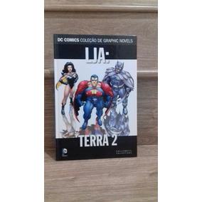 Liga Da Justiça Terra 2 Eaglemoss!!!