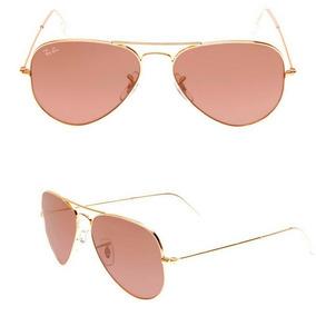 Roser De Sol Ray Ban Aviator - Óculos no Mercado Livre Brasil b813a0d3dc