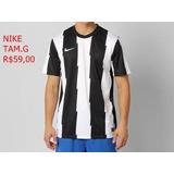 Camiseta Nike Striped Masculina Original Promoção Jp Sports d99cd5d4bbcab