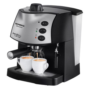 Cafeteira Mondial Coffee Cream Premium C08 15 Bar 110v